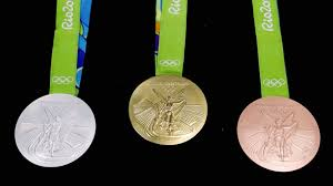what athletes do with their medals after the olympics abc news