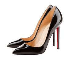 christian louboutin womens pigalle 100mm black patent pumps my