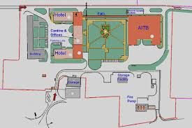 plant layout of hotel yasny launch base for dnepr launch vehicle photo report