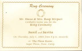 wedding ceremony card fabulous invitation card for wedding ceremony 6 photo invitation