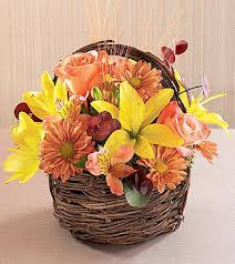 fall and thanksgiving flowers at flowerfunstore
