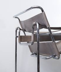 marcel breuer model b3 chair also known as the wassily chair