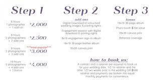 wedding photographer prices wedding photography cost wedding photography wedding ideas and