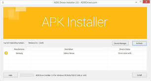 android adb how to use android adb driver installer for windows xp vista 7 8