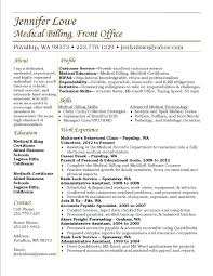 medical coding resume sample no experience download records