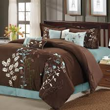 Turquoise And Brown Bedding Sets Spring Floral Bedding Sets Sale U2013 Ease Bedding With Style