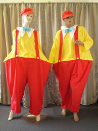 Tweedle Dee And Tweedle Dum Costumes Alice In Wonderland Costume Ideas Excellent Range Visit Our