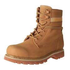 womens caterpillar boots canada caterpillar s nubuck leather wide casual boot colorado