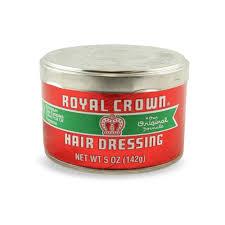Crown Royal Gift Set Amazon Com Royal Crown Hair Dressing 5 Ounce Jar 145ml Hair