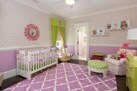 purple nursery contemporary nursery colordrunk design