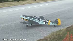 Rcuniverse Radio Control Airplanes Monster Planes 2009 Dino Digorgio U0027s Meister Scale Me 109 Youtube