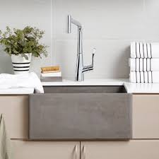 24 inch farmhouse sink farmhouse 2418 24 inch apron front sink native trails