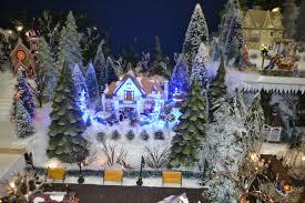 urbana artist continues miniature christmas village tradition