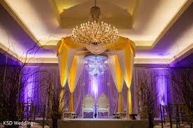 indian wedding decorators in nj parsippany nj indian fusion wedding by ksd weddings maharani