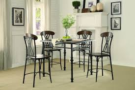 Five Piece Dining Room Sets Loon Peak High Plain 5 Piece Dining Set U0026 Reviews Wayfair