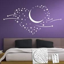 wandtatoos schlafzimmer wandtattoos in lila für kinder ebay