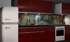 selbstklebende folie k che küchenrückwand folie selbstklebend wasserfall klebefolie