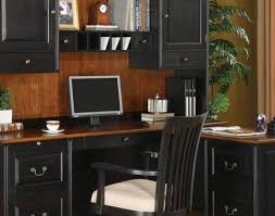desk gorgeous home office desk with hutch stunning decoration