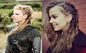 lagertha hair styles video game movie and tv character s hairstyles done in real life