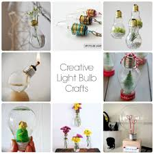 8 creative light bulb crafts the craftaholic witch