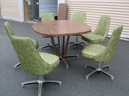 chromcraft table and chairs 23 best dining sets images on pinterest mid century cafes and chairs