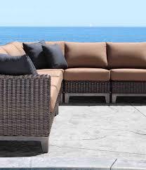 20 ways modern wicker patio furniture