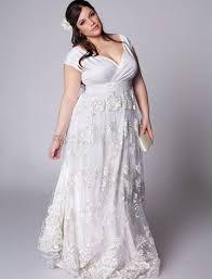 plus size wedding dresses dressed up