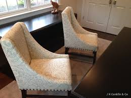 Fabric Guest Chairs Office Chairs Re Upholstered The Softer Side