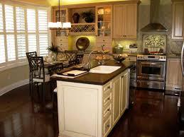 Kitchen Design With Dark Cabinets by Light Hardwood Floors With Dark Cabinets Awesome Kitchen Idea