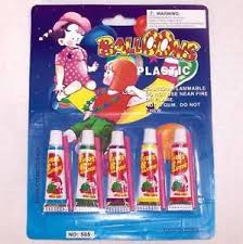 plastic balloons 4 pkgs plastic balloons toys novelty up balloon