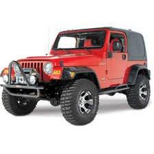 jeep liberty flares bushwacker 10908 07 6 pocket style fender flares for 97 06 jeep