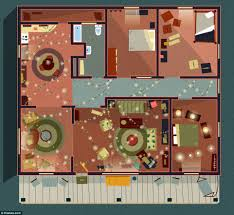 can you name the show just by looking at the floorplan daily