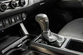 toyota tacoma manual transmission review 10 most important changes to the 2016 toyota tacoma motor trend