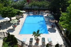 the holiday inn westbury u2013 long island is getting its outdoor