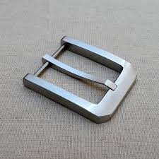 Handmade Belts And Buckles - metal buckle creative stainless steel belt buckle plate belt