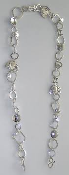 handmade silver necklace images Handmade necklace chain jpg