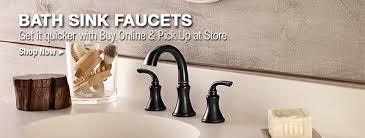 kitchen faucets kansas city bathroom faucets at menards