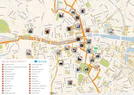 touristic map of file dublin printable tourist attractions map jpg wikimedia commons