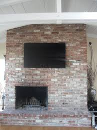 how to cover brick fireplace with wood roselawnlutheran
