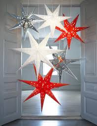 bright star lights christmas big bright stars from ikea christmas party ideas pinterest