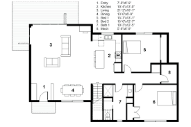 modern style house plans drawing plans of houses rotunda info
