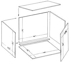 Kitchen Cabinet Diagrams Kitchen Cabinet Diagram Lucas Decorators
