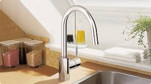 grohe concetto kitchen faucet grohe legacy 32665000 chrome concetto pull high arc kitchen