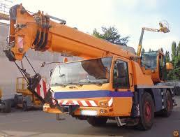 35t demag ac 35 all terrain crane cranes cranes material