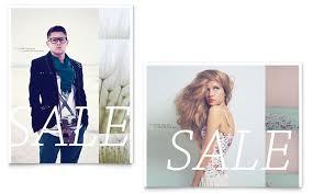 designer fashion sale designer handbag sale poster template design