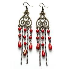 Red Chandelier Earrings Cheap Red Chandelier Earrings Sale Find Red Chandelier Earrings