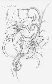 best 25 lily tattoo design ideas on pinterest lillies tattoo