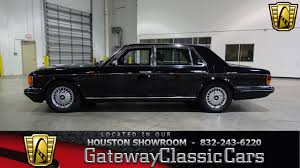 bentley houston 1996 rolls royce silver dawn gateway classic cars 641 houston