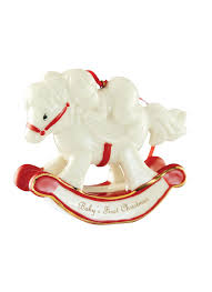 belleek baby s ornament blarney