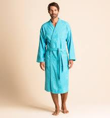 robe de chambre été de chambre ete pour homme peignoir polaire marine